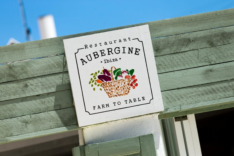 Farm to table concept at its best at Aubergine Ibiza – Jeff